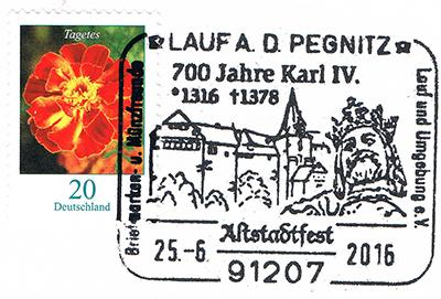 Briefmarken- und Münzfreunde Lauf und Umgebung e.V.